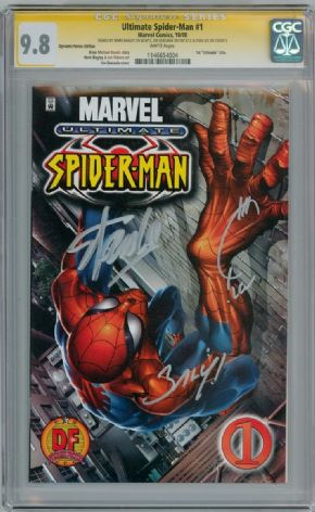 Signature: Ultimate Spider